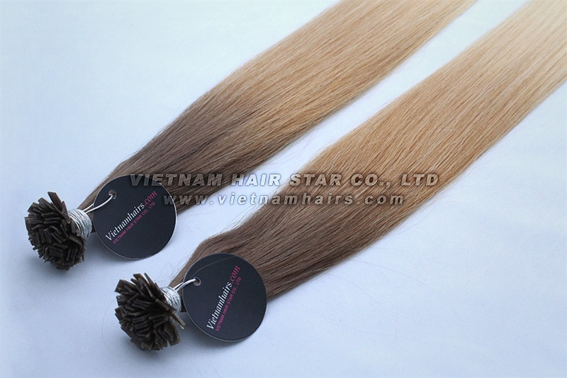 Pre-bonded Keratin Hair Extensions