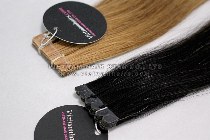 PU Hair Extensions
