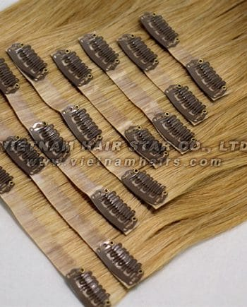 PU Clip-in Hair Extensions